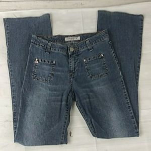 Miss Sixty Boot Cut Jeans Size 27